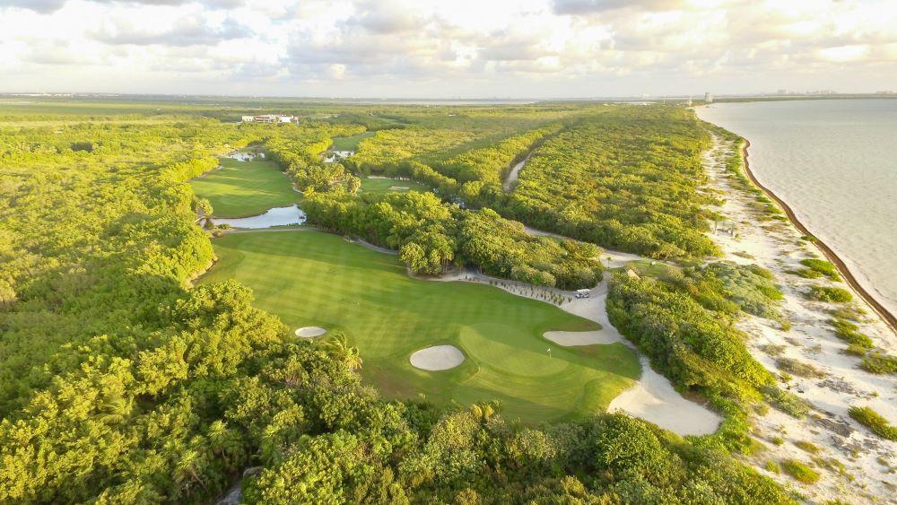 Melhores Campos de Golfe em Quintana Roo para Brasileiros